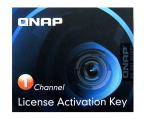 QNAP Licencja Camera License Pack (1 dodatkowa kamera) (LIC-CAM-NAS-1CH)