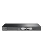 TP-Link 16p T2600G-18TS (16x10/100/1000Mbit, 2xSFP) (T2600G-18TS(TL-SG3216) (zarządzalny) (SMB))