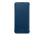 Huawei Etui z Klapką do Huawei P Smart 2019 niebieski (51992895 / 6901443272310)