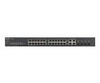 Zyxel 28p GS1920-24v2 (24x100/1000Mbit 4xRJ-45/SFP) (GS1920-24V2-EU0101F)