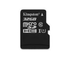 Kingston 32GB microSDHC Canvas Select 80MB/s C10 UHS-I  (SDCS/32GB)