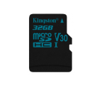 Kingston 32GB microSDHC Canvas Go! 90MB/s C10 UHS-I V30 (SDCG2/32GB)