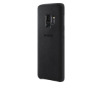 Samsung Alcantara Cover do Galaxy S9 Black (EF-XG960ABEGWW)