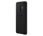 Samsung Alcantara Cover do Galaxy S9+ Black (EF-XG965ABEGWW)