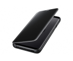 Samsung Clear View Standing Cover do Galaxy S9 Black (EF-ZG960CBEGWW)