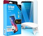 Whitestone Szkło Hartowane Dome Glass do LG V30 (8809365402373)