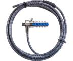 Targus Defcon Combination Security Cable Lock  (PA410E)