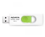 ADATA 16GB UV320 biało-zielony (AUV320-16G-RWHGN)