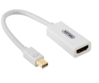 Unitek Adapter Mini DisplayPort do HDMI 4K (Y-6331)