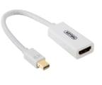 Unitek Adapter Mini DisplayPort do HDMI 4K (Y-6331)