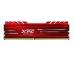ADATA 8GB 2400MHz XPG Gammix D10 Red CL16 (AX4U240038G16-SRG)