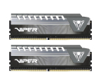 Pamięć RAM DDR4 Patriot 8GB (2x4GB) 2666MHz CL16 Viper Elite Grey