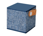 Fresh N Rebel Rockbox Cube Fabriq Edition Indigo (1RB1000IN)