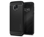 Spigen Rugged Armor do Motorola G6 Plus Black (M18CS23352 / 8809565309793)