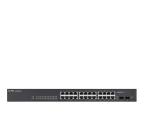 Zyxel 26p GS1900-24 (24x100/1000Mbit, 2xSFP) (GS1900-24-EU0101F Smart Managed)