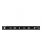 Zyxel 50p GS1900-48 (48x100/1000Mbit, 2xSFP)  (GS1900-48-EU0101F Smart Managed)