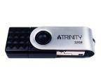 Patriot 32GB Trinity (USB 3.1) 200MB/s  (PEF32GTRI3USB)