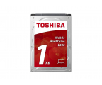 Toshiba 1TB 5400obr. 128MB L200 Mobile 7mm (HDWL110EZSTA)