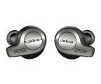 Słuchawki bezprzewodowe Jabra Elite 65t srebrne