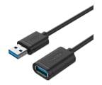 Unitek Przedłużacz USB 3.1 - USB  1m (Y-C457GBK)