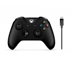 Pad Microsoft Xbox One S Wireless Controller + Kabel PC