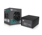 Zasilacz do komputera Cooler Master Masterwatt Lite 600W 80 Plus