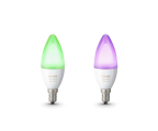 Philips Hue White and Color Ambiance (2szt. E14 6,5W) (8718696695241 (ZigBee))