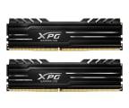 ADATA 16GB 3200MHz XPG Gammix D10 Black CL16 (2x8GB) (AX4U320038G16-DB10)