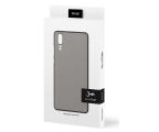 3mk Natural Case do Huawei P20 Black (5903108016810)