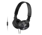Sony MDR-ZX310AP Czarne (MDRZX310APB.CE7)