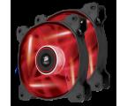 Corsair AF120 High Airflow Fan 120mm czerwony LED  (CO-9050016-RLED)
