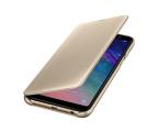Samsung Wallet Cover do Samsung Galaxy A6+ złoty (EF-WA605CFEGWW)