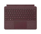 Microsoft Signature Type Cover do Surface Go Burgundowy (KCS-00053)