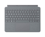 Microsoft Signature Type Cover do Surface Go Platynowy (KCS-00013)