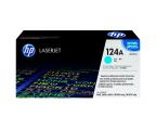 HP 124A Q6001A cyan 2000str. (Color LaserJet CM1015 MFP/CM1017 MFP/1600/260)