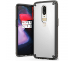 Ringke Fusion do OnePlus 6 Smoke Black  (8809611502437)