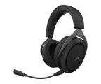 Słuchawki bezprzewodowe Corsair HS70 Gaming Wireless (czarny)