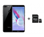 Honor 9 Lite LTE Dual SIM czarny + 32 GB (LLD-L31 MIDNIGHT BLACK + SDCS/32GB)