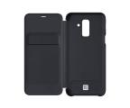 Samsung Wallet Cover do Samsung Galaxy A6+ czarny (EF-WA605CBEGWW)