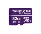 WD 32GB Purple microSD XC Class 10 UHS 1 (WDD032G1P0A)