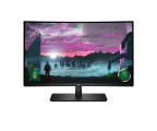"Monitor LED 27"" HP 27X Curved"