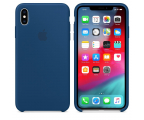 Apple iPhone XS Max Silicone Case Blue Horizon (MTFE2ZM/A)