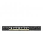 Zyxel GS1100-10HP-EU0101F(10x100/1000Mbit, 8xPoE, 2xSFP) (GS1100-10HP-EU0101F)