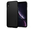 Spigen Thin Fit Case do iPhone XR Black (064CS24864 / 8809613763850)