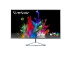 "Monitor LED 32"" i większy ViewSonic VX3276-2K-mhd czarno-srebrny"