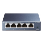 Switch TP-Link 5p TL-SG105 Metal (5x10/100/1000Mbit)
