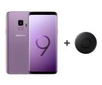 Samsung Galaxy S9 G960F Purple + ładowarka indukcyjna (SM-G960FZPDXEO+EP-P1100BBEGWW)