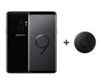 Samsung Galaxy S9 G960F Black + ładowarka indukcyjna (SM-G960FZKDXEO+EP-P1100BBEGWW)