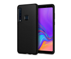 Spigen Liquid Air do Galaxy A9 2018 Black (607CS25533 / 8809613769999)