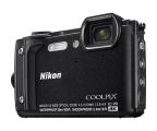 Aparat kompaktowy Nikon Coolpix W300 czarny kit